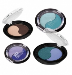 Тени Quiz Fashion Trendy Eyeshadow `2