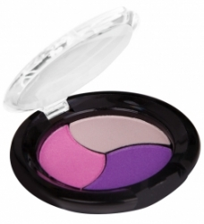 Тени Quiz Fashion Trendy Eyeshadow `3