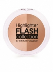 Quiz Highliter Shimmer Powder FLASH