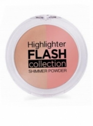 Quiz Highliter Shimmer Rouge FLASH
