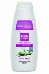 "Miss Sandy Body Lotion ""White Musk"""