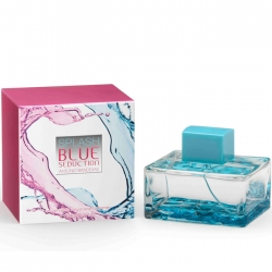 купить Antonio Banderas Splash Blue Seduction For Women недорого