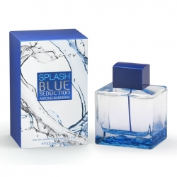 купить Antonio Banderas Splash Blue Seduction недорого