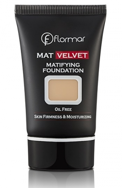 купить Flormar MAT Velvet Matifying Foundation недорого