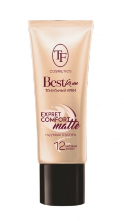"купить TF Cosmetics ""Best For me"" Expert Comfort Matte TW-61 недорого"