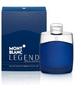 купить Mont Blanc Legend Special Edition 2012 недорого