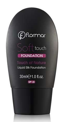 купить Flormar Soft Touch Foundation недорого