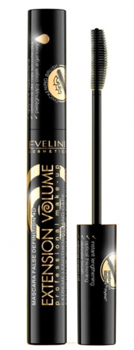 купить Eveline Cosmetics Extension Volume Mascara False Definition 4D недорого