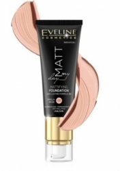 Тональное средство Eveline Cosmetics Matt My Day Mattifying Foundation