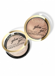 Eveline Cosmetics Glow and Go Strobe Highlighter
