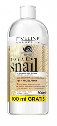 Eveline Cosmetics Интенсивно-Восстанавливающая Мицеллярная Вода 3в1 Royal Snail