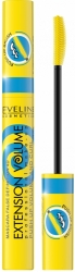 Тушь Eveline Cosmetics Extension Volume Mascara False Definition 4D Push Up Volume and Curl Mascara