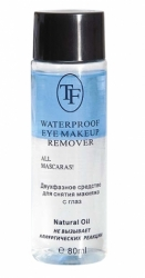Демакияж TF French Science Waterproof Eye Make Up Remover
