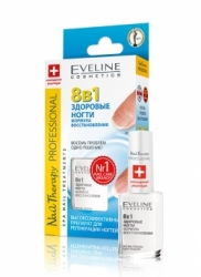 Уход Eveline Cosmetics Nail Therapy Professional 8 in 1