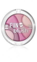 Румяна Bell Cosmetics Colour FUN Multi Blush