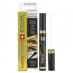 Eveline Cosmetics Eyebrow Corrector 5in1