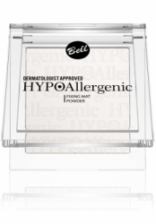 Пудра Bell Cosmetics HYPOAllergenic Fixing Mat Powder