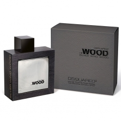 DSQUARED² He Wood Silver Wind