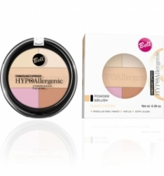 Румяна Bell Cosmetics HYPOAllergenic Powder & Blush