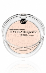 Bell Cosmetics HYPOAllergenic Face&Body Illuminating Powder