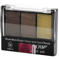 TF Cosmetics Eyebrow 3Color Set