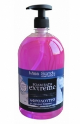 "Miss Sandy Foam Bath ""Extreme"""