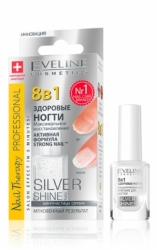 Уход Eveline Cosmetics 8в1 Total Action Silver Shine