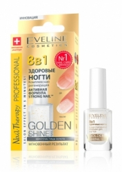 Уход Eveline Cosmetics 8в1 Total Action Golden Shine
