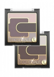 Тени для век Bell Cosmetics Secretale Quartet Eyeshadow Kit