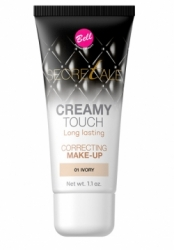 Тональное средство Bell Cosmetics Secretale Creamy Touch Long Lasting Correcting Make-Up