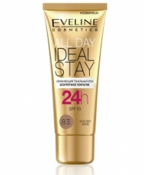 Тональное средство Eveline Cosmetics All Day Ideal Stay Foundation