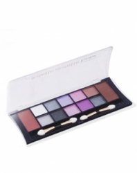 Тени для век TF Cosmetics Color Palette Eyeshadow Pearl & Matte (CTE-12)