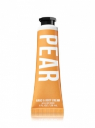 "Bath & Body Works Hand Cream ""Pear"""