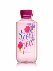 "Bath & Body Works Shower Gel ""Sweet Pea"""