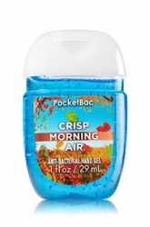 "Bath & Body Works Hand Sanitizer ""Crisp Morning Air"""