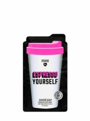 Маска Victoria's Secret PINK Coffee Shop Sheet Mask Espresso Yourself