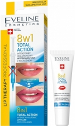 Eveline Cosmetics 8in1 Intense Hyaluronic Lip Plumper Booster Serum