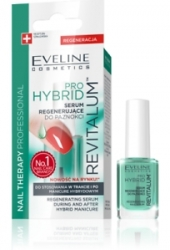 Уход Eveline Cosmetics Nail Therapy Professional Pro Hybrid Revitalum Serum