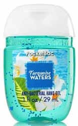 "Bath & Body Works Hand Sanitizer ""Turquoise Waters"""