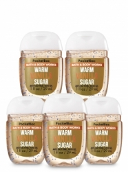 "Bath & Body Works Hand Sanitizer ""Warm Vanilla Sugar"""