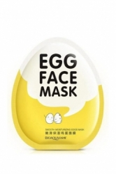 Маска Bioaqua Egg Face Mask