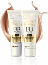 Eveline Cosmetics Satin Touch BB Cream 8 in 1