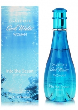 купить Davidoff Cool Water Into The Ocean for Women недорого