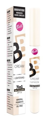 купить Bell Cosmetics BB Cream Lightening 7in1 SPF15 недорого