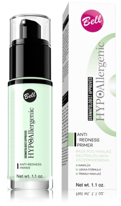 купить Bell Cosmetics HYPOAllergenic Anti-Redness Primer недорого