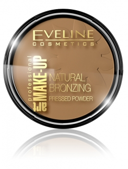 купить Eveline Cosmetics Professional Make-up Natural Bronzing Powder недорого