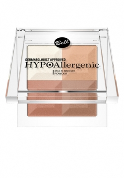 купить Bell Cosmetics Hypoallergenic Multi Bronze Powder недорого