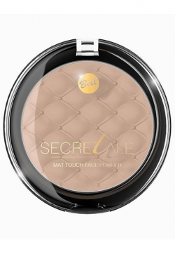 купить Bell Cosmetics Secretale Mat Touch Compact Powder недорого