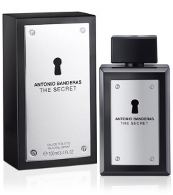 купить Antonio Banderas The Secret недорого