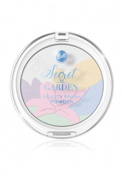 "купить Bell Cosmetics Beauty Finish Powder ""Secret Garden"" недорого"